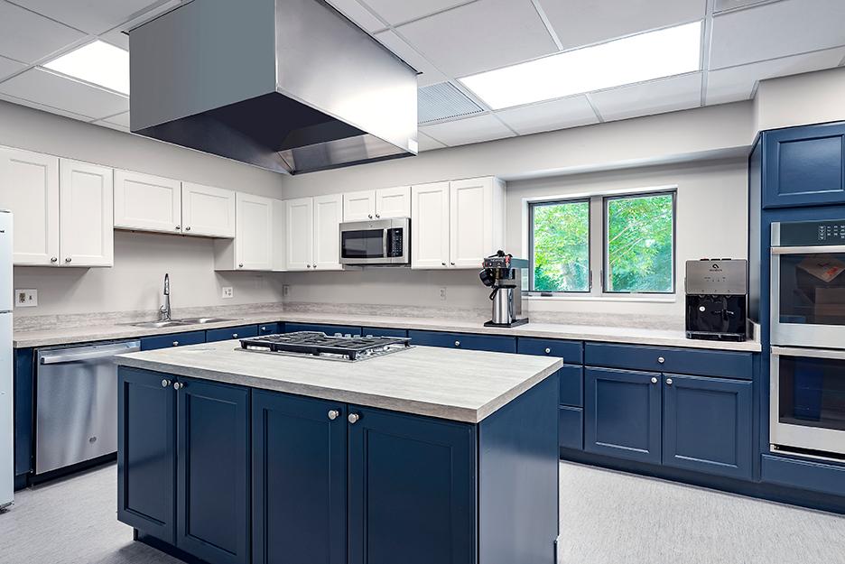Potomac Cornerstone Kitchen
